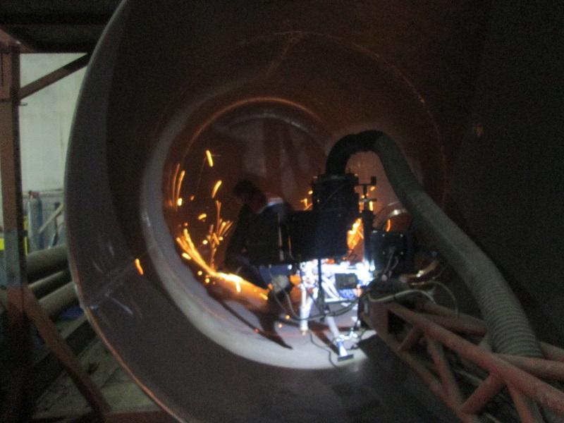basınçlı tank imalatı