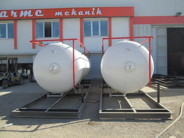 Lpg tank imalatı
