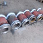 Muhtelif çelik konstrüksiyon işleri