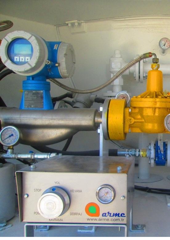 Pnömatik Kontrol ( Selektör ) Ünitesi İmalatı