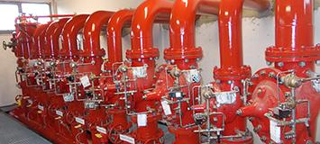 Endüstriyel Yangın ve Sprinkler Sistemleri İmalat İşleri